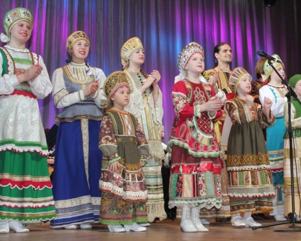 Всероссийский хоровой фестиваль-2018